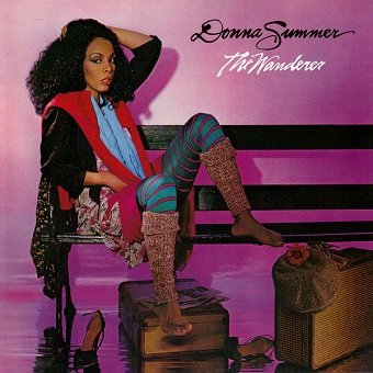 Donna Summer - The Wanderer (LP)