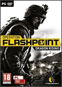 Operation Flashpoint: Dragon Rising (PC-DVD)