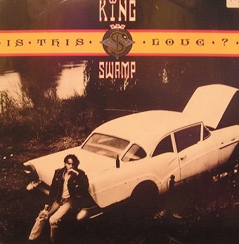 King Swamp - Is This Love? (12'')