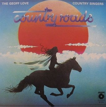 The Geoff Love Country Singers - Country Roads (LP)