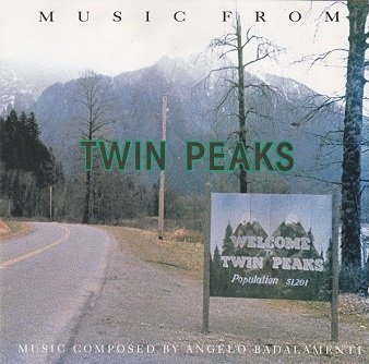 Angelo Badalamenti - Music From Twin Peaks (CD)