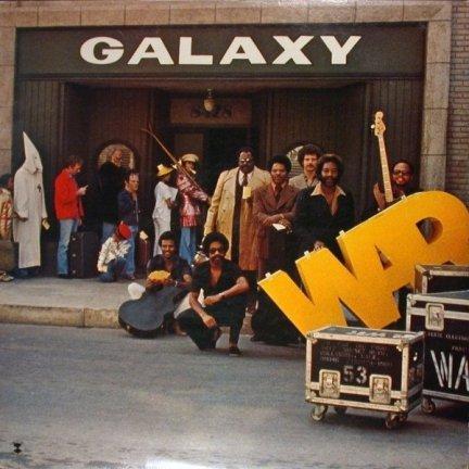 War - Galaxy (LP)