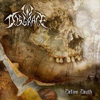 In Disgrace - Define Death (CD)
