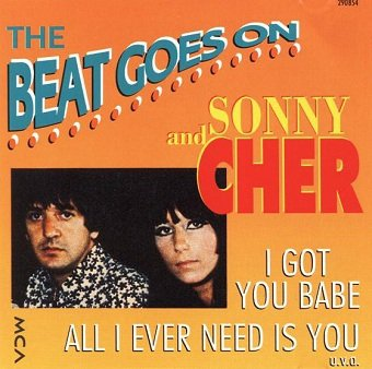 Sonny & Cher - The Beat Goes On (CD)