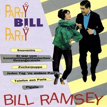 Bill Ramsey - Party Bill Party (7'')