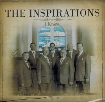 The Inspirations - I Know (CD)