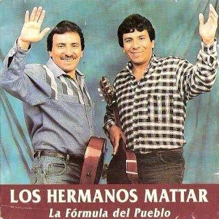 Los Hermanos Mattar - La Formula Del Pueblo (CD)
