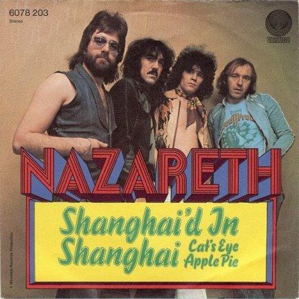 Nazareth - Shanghai'd In Shanghai (7)