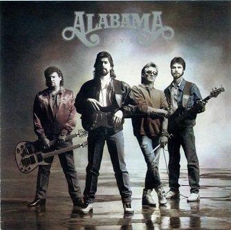 Alabama - Alabama Live (CD)