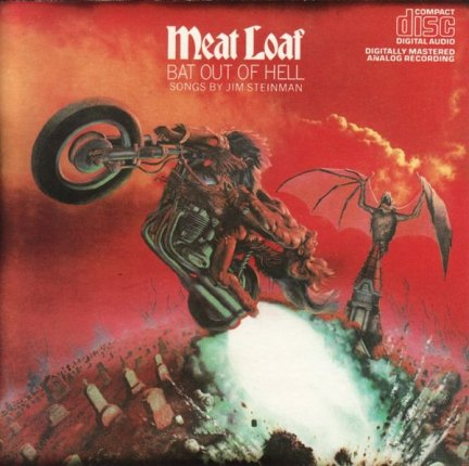 Meat Loaf - Bat Out Of Hell (CD)