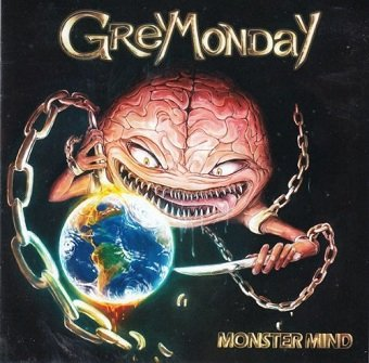 Grey Monday - Monster Mind (CD)