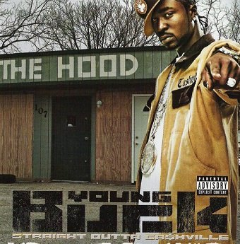 Young Buck - Straight Outta Ca$hville (CD)