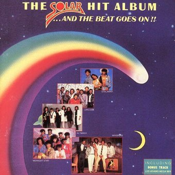 The Solar Hit Album ...And The Beat Goes On!! (CD)
