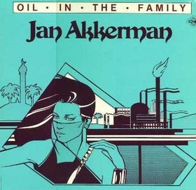 Jan Akkerman - Oil In The Family (LP)
