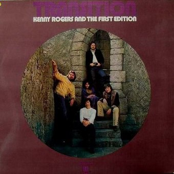 Kenny Rogers And The First Edition - Transition (LP)