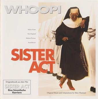 Music From The Original Motion Picture Soundtrack: Sister Act (CD)