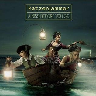 Katzenjammer - A Kiss Before You Go (CD)