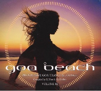 DJ Bim & DJ DerBus - Goa Beach Volume 16 (2CD)