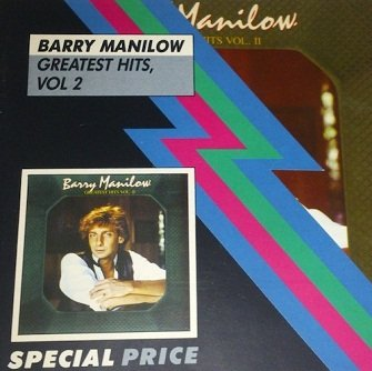Barry Manilow - Greatest Hits Vol. II (CD)