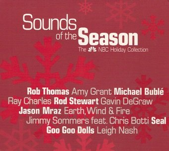 Sounds Of The Season: The NBC Holiday Collection (CD)