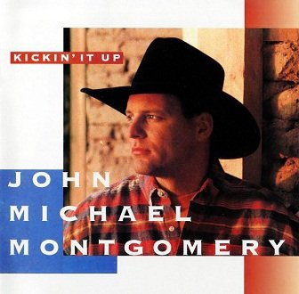 John Michael Montgomery - Kickin' It Up (CD)