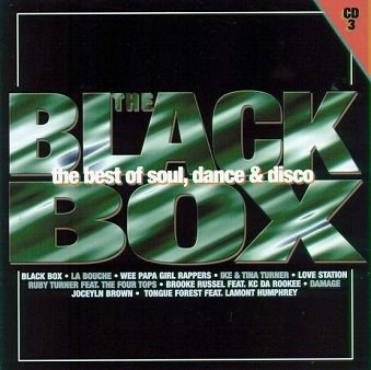 The Black Box - The Best Of Soul, Dance & Disco (CD3)