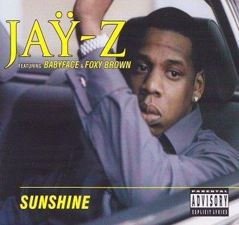 Jaÿ-Z Ft. Babyface & Foxy Brown - Sunshine (Maxi-CD)