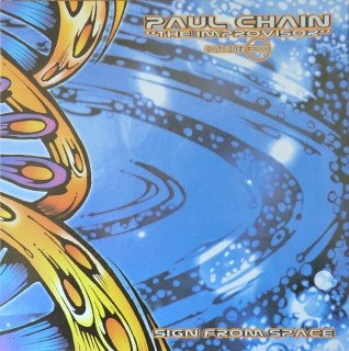 Paul Chain The Improvisor - Sign From Space (LP)