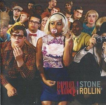 Raphael Saadiq - Stone Rollin' (CD)