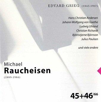 Michael Raucheisen 11+12 / 66 (2CD)