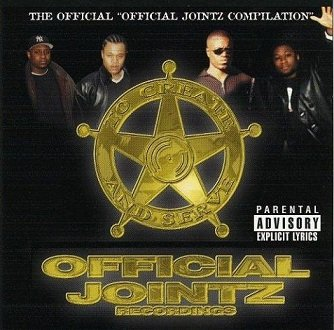 The Official Official Jointz Compilation (CD)
