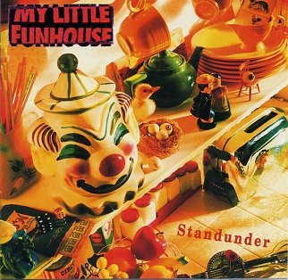 My Little Funhouse - Standunder (CD)