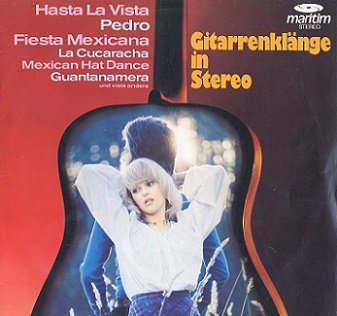 Jonny Woger And Orchester Kay Webb - Gitarrenklänge In Stereo (LP)