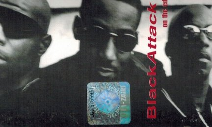 Black Attack - On The Edge (MC)