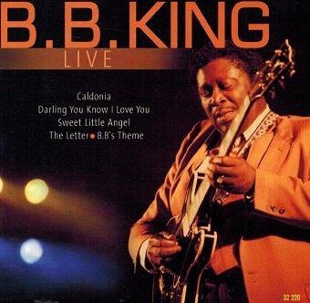 B.B. King - Live (CD)