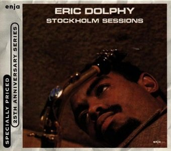 Eric Dolphy - Stockholm Sessions (CD)