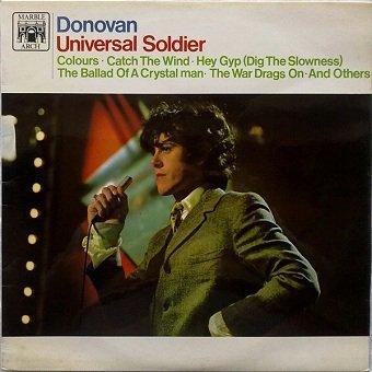 Donovan - Universal Soldier (LP)