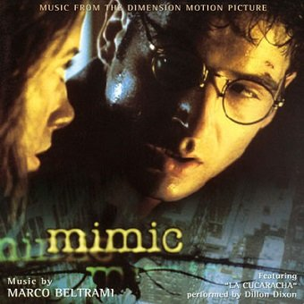 Marco Beltrami - Mimic (Music From The Dimension Motion Picture) (CD)