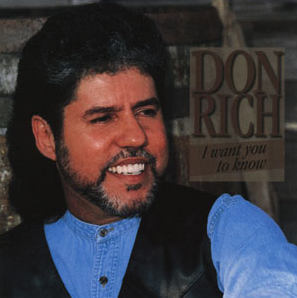 Don Rich - I Want You To Know (CD)
