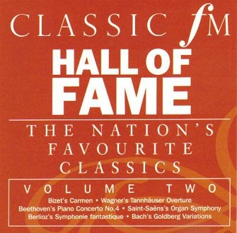 Classic FM: Hall Of Fame 2005 Vol. 2 (CD)