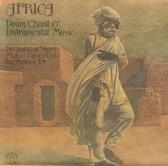 Stephen Jay -  Africa - Drum, Chant & Instrumental Music (CD)