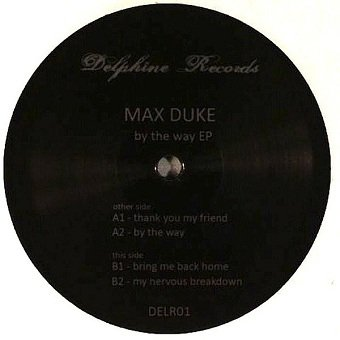 Max Duke - By The Way EP (12)