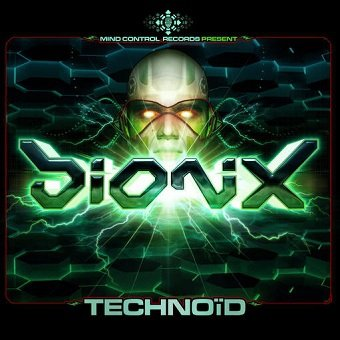 Bionix - Technoid (CD)