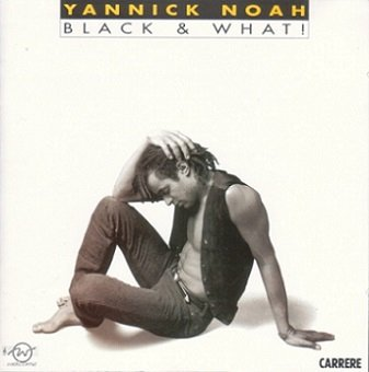 Yannick Noah - Black And What (CD)