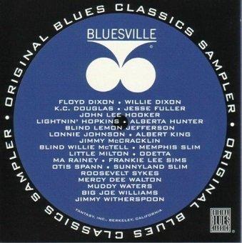 Bluesville: Original Blues Classics Sampler (CD)