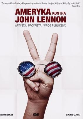 Ameryka Kontra John Lennon (DVD)