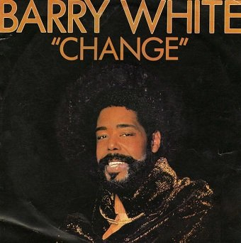 Barry White - Change (LP)