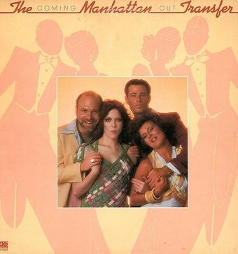 The Manhattan Transfer - Coming Out (LP)