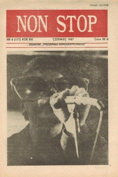Non Stop 6 (177) Czerwiec 1987 Muniek