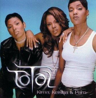 Total - Kima, Keisha & Pam (CD)